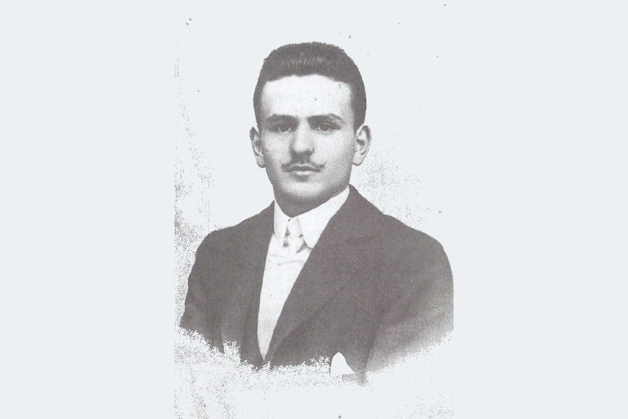 Achille Grandi, un uomo di fede. 1883-1901 Infanzia e formazione a Como