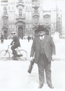 1934 A Grandi a Milano