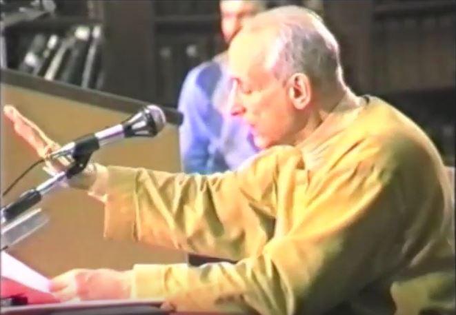 Discorso dell'Archiginnasio (Bologna, 22.2.1986), di Giuseppe Dossetti