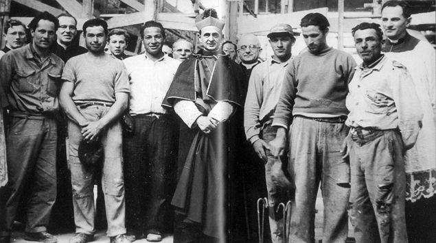 Giovanni Battista Montini e le ACLI. L'arcivescovo dei lavoratori: Montini a Milano