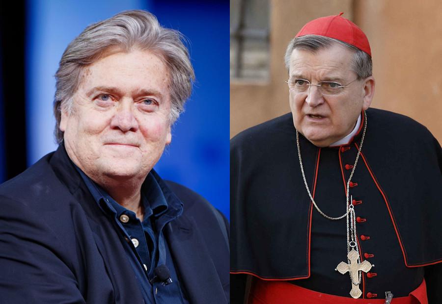Perché Steve Bannon vuole una Chiesa Cattolica diversa da quella di Francesco?