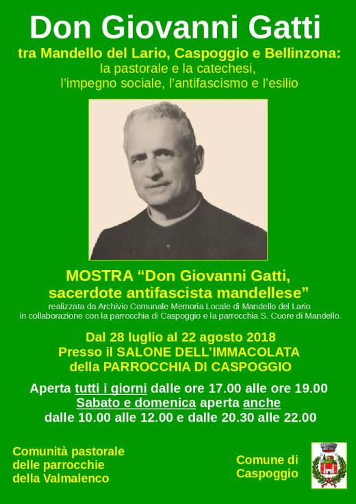 20180728 manifesto mostra don Gatti Caspoggio